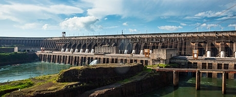 Itaipu celebrates its 34 years of operation with a historical quadrimester