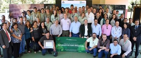La ITAIPU celebró 33 años de creación de áreas protegidas