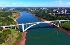 Paraguay y Brasil tendrán Navidad de Aguas y Luces integrada por el Puente de la Amistad